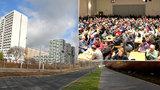 Výstavba domů v Kobylisích: Magistrát ji chce regulovat, developera nikdo nepozval