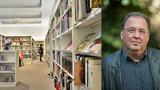 Setkání se známým autorem Kafkovy biografie tváří v tvář: Provede vás knihovnou, stačí si nasadit brýle