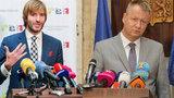 """Ministr odvolal exministra z čela nemocnice: """"Lži, kecy, účelovka,"""" brání se Němeček"""