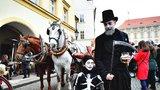 Kam za masopustním veselím v Praze? Na rej masek, bál a vepřové hody
