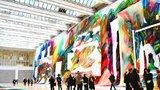 Monstrózní obrazy na míru: Národní galerie zahájila sezonu tvorbou dvou zahraničních umělkyň