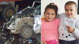 Srážka traktoru a felicie: Ze zranění pěti lidí obvinila policie traktoristu (20)