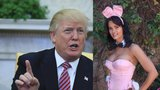 Trump umně kryl nevěru, tvrdí modelka Playboye. Na Melanii je to už moc