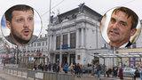 Primátor Vokřál hodil Hollana přes palubu! Hádky o nádraží rozbily vedení Brna