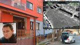 VIDEO: Střelba v Čimicích! Cizinci ukradli trezor, jeden je na útěku. Hledal ho vrtulník