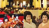 Gejši na Vinohradech: Japonský festival učil Pražany tamější kultuře