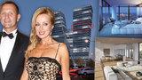 Miliardář Soukup, partner Brožové: Koupil celá patra v nejdražším mrakodrapu! Za 200 milionů