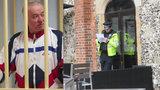 Otrava ruského exšpiona v Anglii: Zasažený policista se probral a už může mluvit