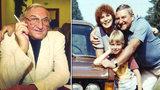 Tajemství zesnulého Vlastimila Bedrny (†89): Syn se otrávil, manželku zabila rakovina!