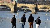Do Prahy zavítá jaro. Užijeme si i dostatek sluníčka, noci budou stále chladné