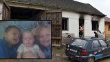 Tragický požár na Znojemsku: Do domu smrti rodinu dohnala exekuce!