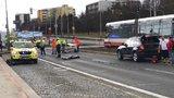 Důchodce v Hostivaři srazil čtyři chodce: Dva zemřeli na místě, dva jsou zranění