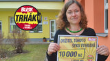 Učitelka Hana má 10 tisíc z Trháku: Ta výhra visela ve vzduchu!