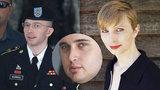 Udal vojína Manninga z WikiLeaks, dnes političku Manningovou. A ve 37 zemřel