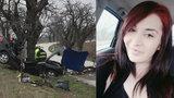 Nikola (†22) zemřela při druhé autonehodě: Pospíchala za přítelem
