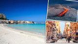 Krásná a rozpálená Sicílie: Odhalte ostrov opředený tajemstvím
