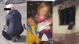Máma dětí zemřelých při požáru: Dcera s miminkem zabloudila, syna jsem v kouři nenašla