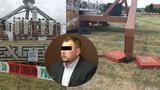 Zhroucená pouťová atrakce v Zaječí před soudem: Lidé se léčí dodnes, provozovateli hrozí pět let