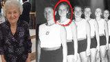 Zlatá gymnastka z OH v Londýně 1948 Věra Růžičková letos oslaví 90 let: Osmičky jsou pro mě osudové