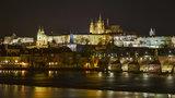 Praha chce modernizovat osvětlení památek. Bude možné je i zhasínat