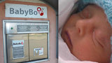 Do babyboxu v Příbrami někdo odložil novorozenou holčičku