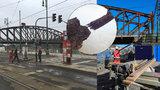 Železniční most na Výtoni půjde k zemi! Ocelová konstrukce se nedá opravit, odhalila studie