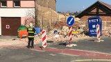 Pád zdi v Radlicích zabil člověka: Případ míří k soudu