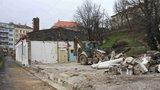 Klášterní zahrady v Emauzích procházejí rekonstrukcí. Mají se zpřístupnit lidem