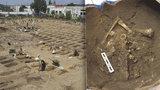 První nález germánského bojovníka v Brně: Urnu starou 2000 let zkoumali »cétéčkem«