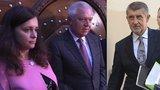 ANO po bouřlivé debatě obnoví jednání s ČSSD. Okamura je zhrzený, plán s SPD padá