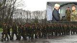 Armáda povolala záložáky: A ti nadchli ministryni