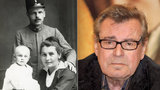 Oscarový režisér měl dva tatínky: Formana zplodil architekt Kohn!