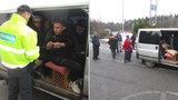 Rumuni obvinění z převaděčství: Česko je vydá do Německa