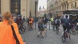Cyklisté v Praze mají utrum. Minimálně do začátku léta se přes den centrem neprojedou