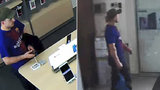 """""""Nenápadný Messi"""" ukradl v Holešovické tržnici mobil. Jeho lup zaznamenaly kamery"""
