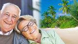 Český důchod berou senioři na Seychelách i v Řecku. Má to důležitou podmínku
