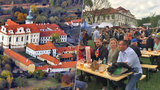 Pivo proudem a přec nestačilo: Na Břevnově se konal První Pivní Máj