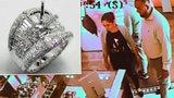 Briliantová loupež v Karlových Varech: Za vteřinu ukradli prsten za 1,5 milionu
