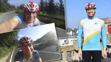 200 kilometrů na kole denně: Supervýkonný Jan (42) prozradil, jaké útrapy Praha cyklistům připravila