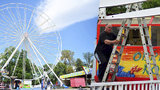 Ruské kolo se loučí s pražským Výstavištěm: Rozeberou ho a povezou do Polska. A co další atrakce?