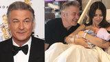 Hollywoodská hvězda popáté otcem! Narodil se mu krásný syn