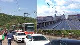 Labutě budou na pražských mostech umírat dál. Lepší ochrana ohrožovala tramvaje