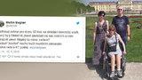 Martin chtěl radu, jak získat peníze na vozík pro dceru: Za pár dní lidé poslali čtvrt milionu