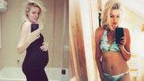 Štíbrová vystavila tělo v plavkách! 10 měsíců po porodu je jako lunt!