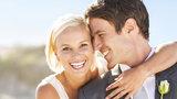 Příznivé počasí přeje snoubencům. Svatby probíhají často pod širým nebem