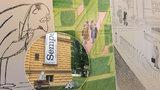 Střízlivý humor a veselé obrázky: Villa Pellé vystavuje tvorbu J. J. Sempého, tvůrce Malého Mikuláše