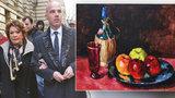 Bohdalová zažalovala Komerční banku o pět milionů: Za padělané obrazy měli zodpovědnost, tvrdí