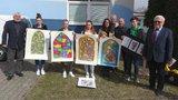 Nová ozdoba: Mozaika bude zdobit prostranství na Jižním Městě, navrhla ji studentka