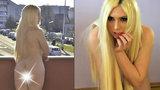 Sexy novinářka Ivana: Odhalovala se nahá na balkóně a říkala tomu průzkum