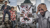 """""""Viděl jsem miny ukryté v hračkách a hektolitry slz."""" Fotograf bez talentu ukazuje, jak se žije ve válce"""